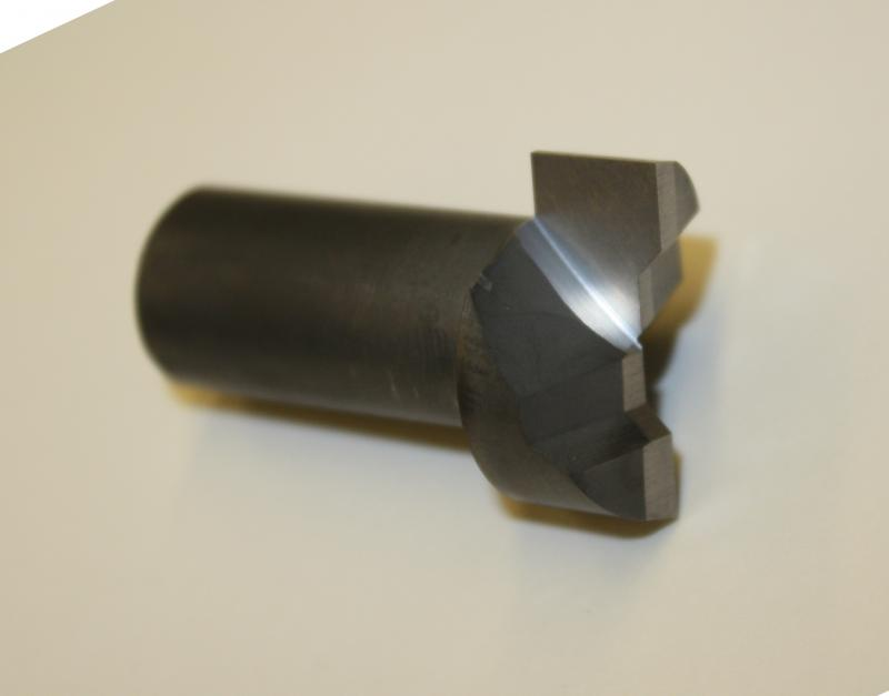 Carbide form Hollow Mill